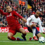 Tottenham Liverpool TV kanal