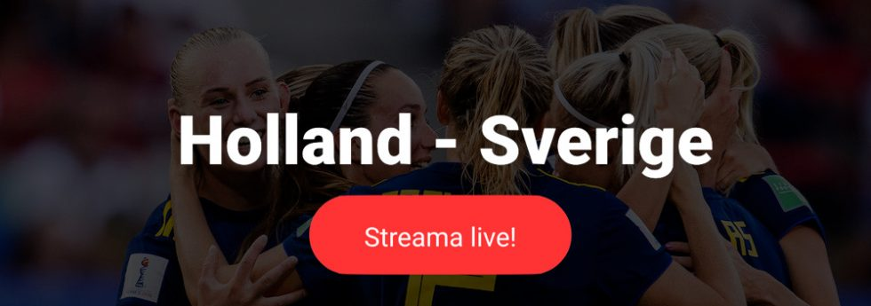 Sverige Holland TV kanal