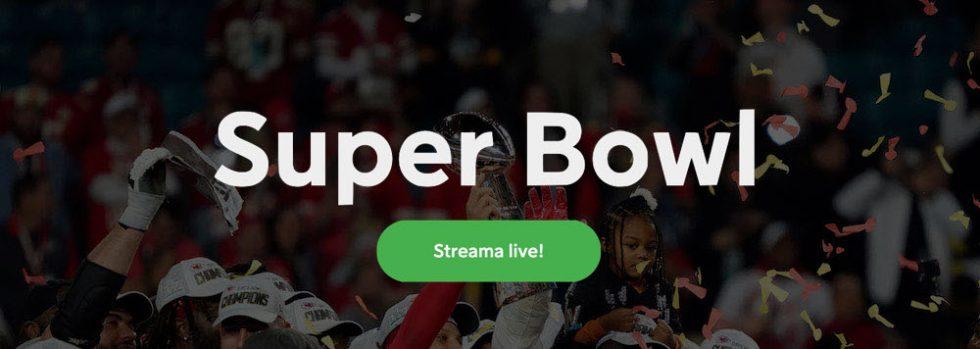 Super Bowl TV kanal i Sverige